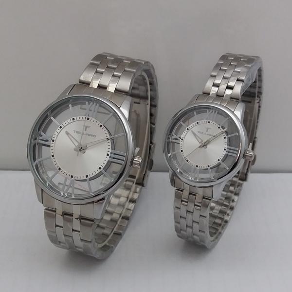 ست ساعت مچی عقربه ای زنانه و مردانه تلارو مدل T3013-G-S2222