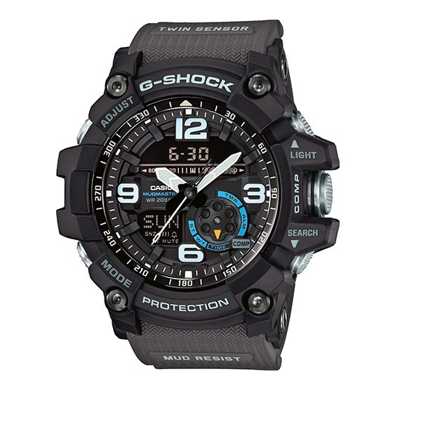 ساعت مچی عقربه ای مردانه کاسیو مدل جی شاک کد GG-1000-1A8