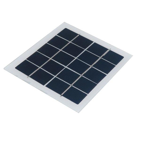پنل خورشیدی مدل mz-789A ظرفیت 2وات