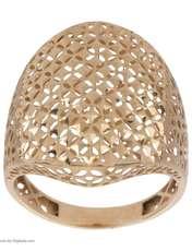 انگشتر طلا 18 عیار زنانه مایا ماهک مدل MR0378 -  - 2