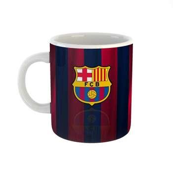 ماگ طرح لوگو بارسلونا مدل barcelona کد 2149
