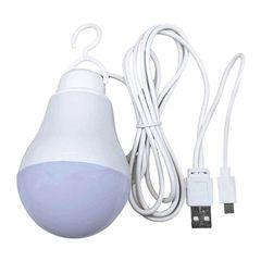 لامپ ال ای دی USB مدل A-001