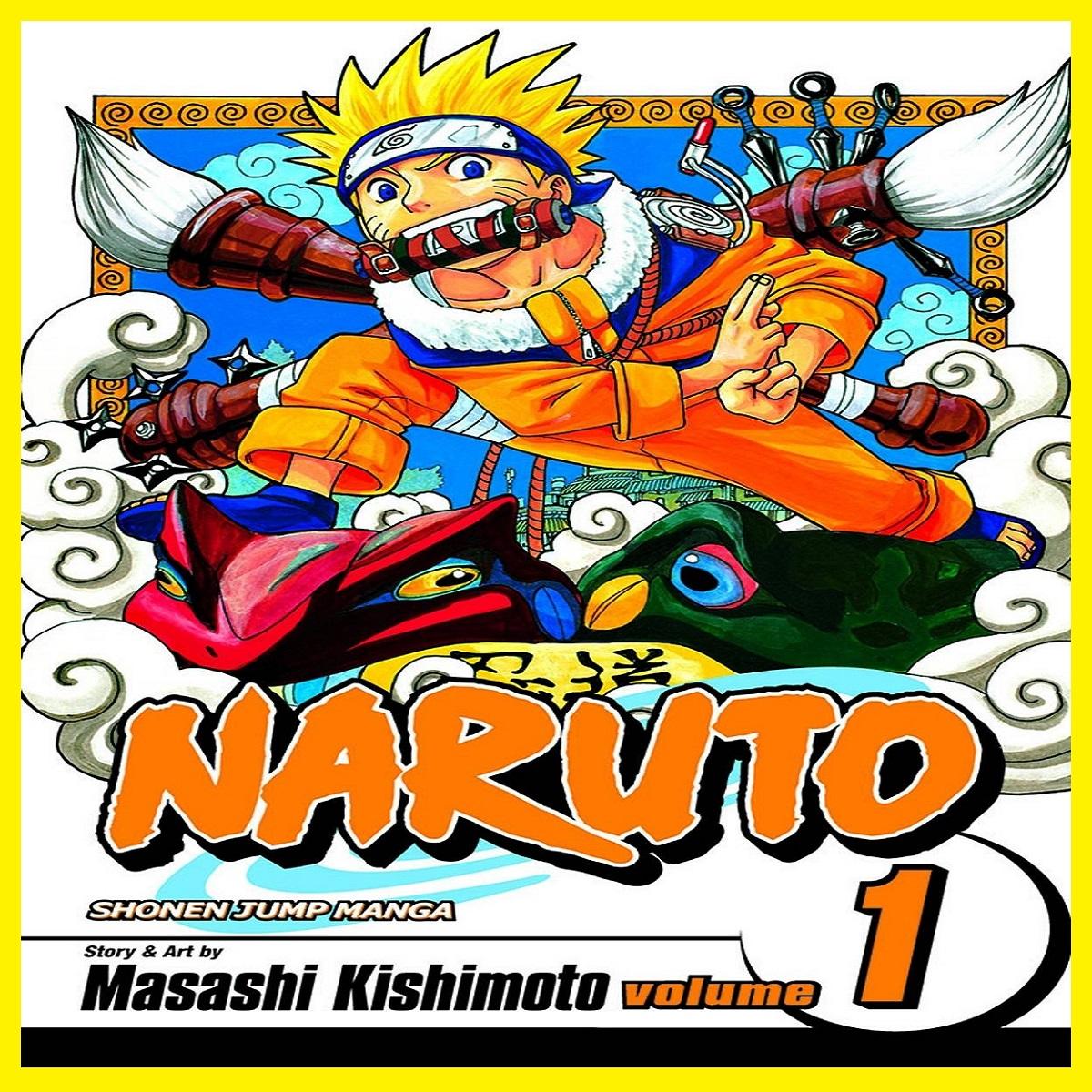 مجله Naruto 1 آگوست 2010