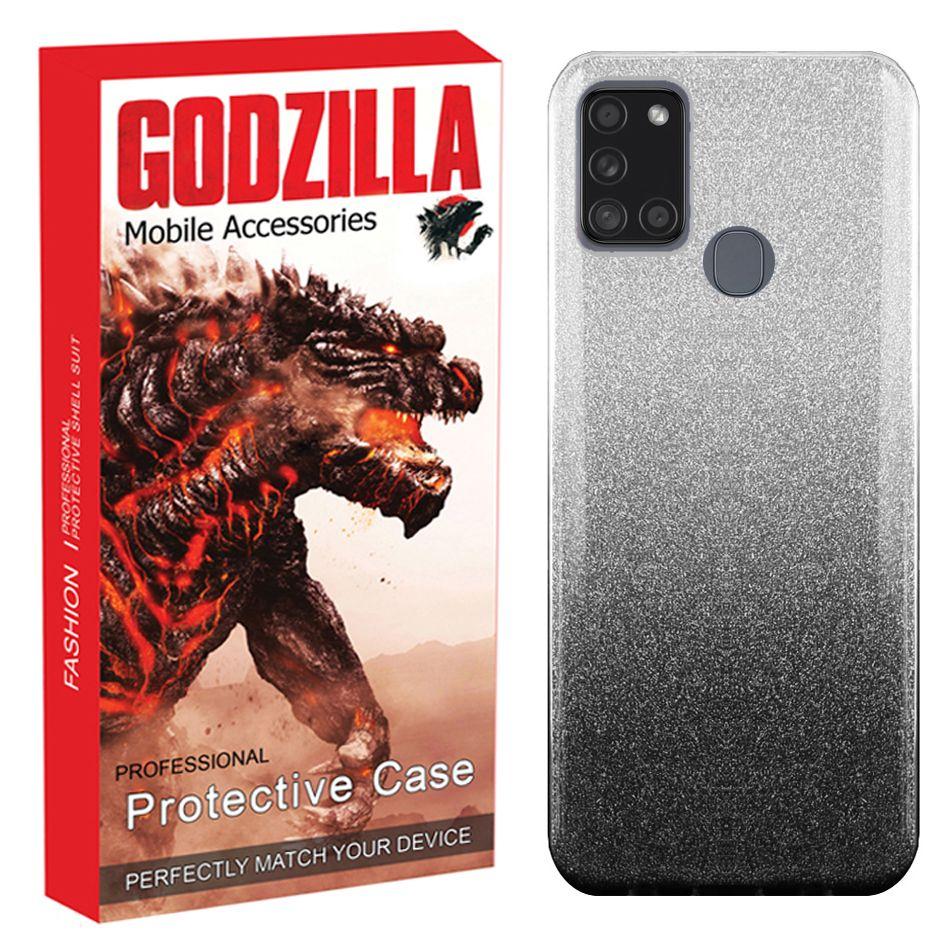 کاور گودزیلا مدل CG-AKLi مناسب برای گوشی موبایل سامسونگ Galaxy A21S