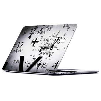 استیکر لپ تاپ ماسا دیزاین طرح ریاضی فیزیک مدل MASAV0072 مناسب برای لپ تاپ 15.6 اینچ