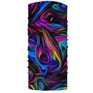 دستمال سر و گردن 27 طرح Colorful کد B18