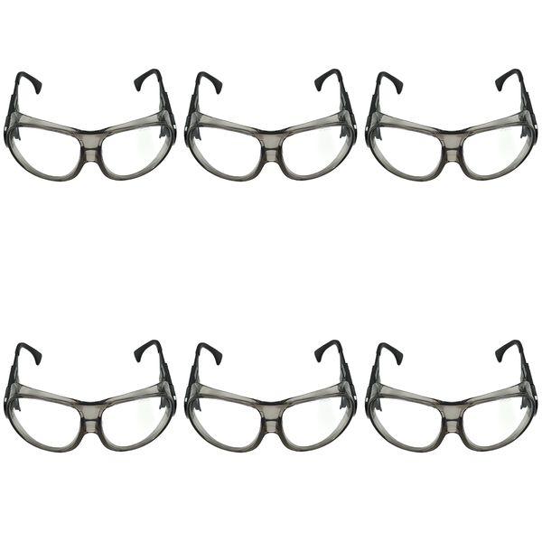 عینک ایمنی مدل E693 مجموعه 6 عددی