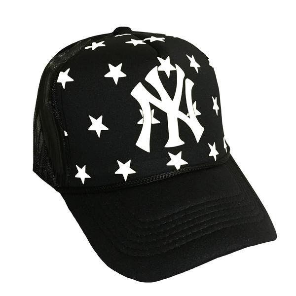 کلاه کپ طرح NY STAR کد PT-30515