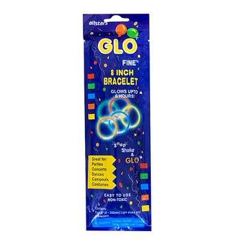 دستبند شب تاب مدل GL- بسته 5 عددی