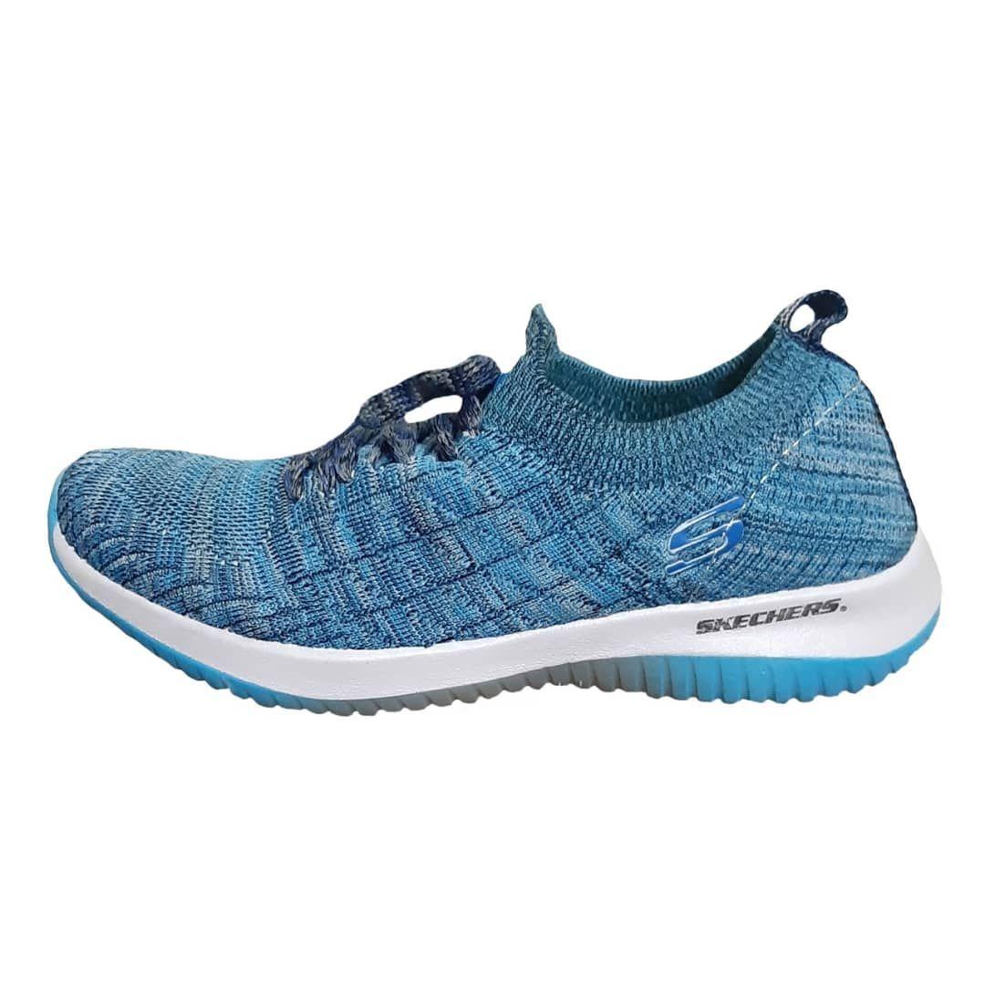 کفش پیاده روی زنانه اسکچرز مدل 2021 کد 1
