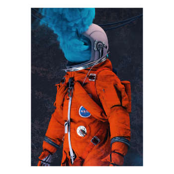 تابلو شاسی مدل فضانورد  کد NAREN 22