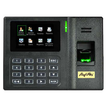 دستگاه حضور و غیاب زمان پرداز مدل LX140