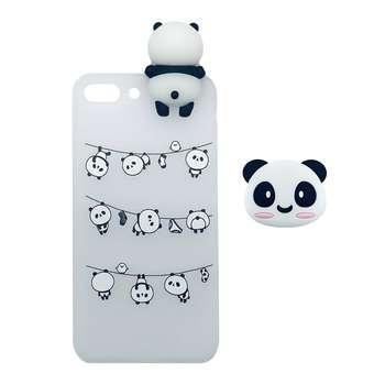 کاور مدل TD-001 مناسب برای گوشی موبایل اپل Iphone 7 Plus / 8 Plus به همراه پایه نگهدارنده