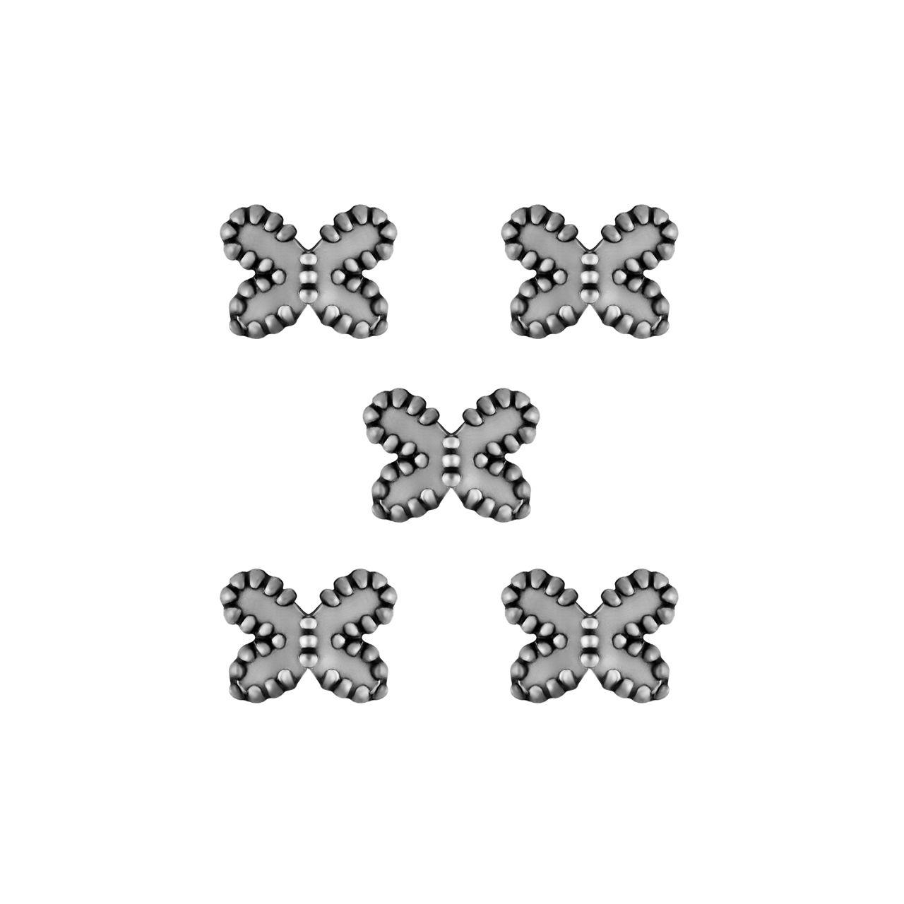 پلاک دستبند اقلیمه کد RS77 بسته 5 عددی -  - 2