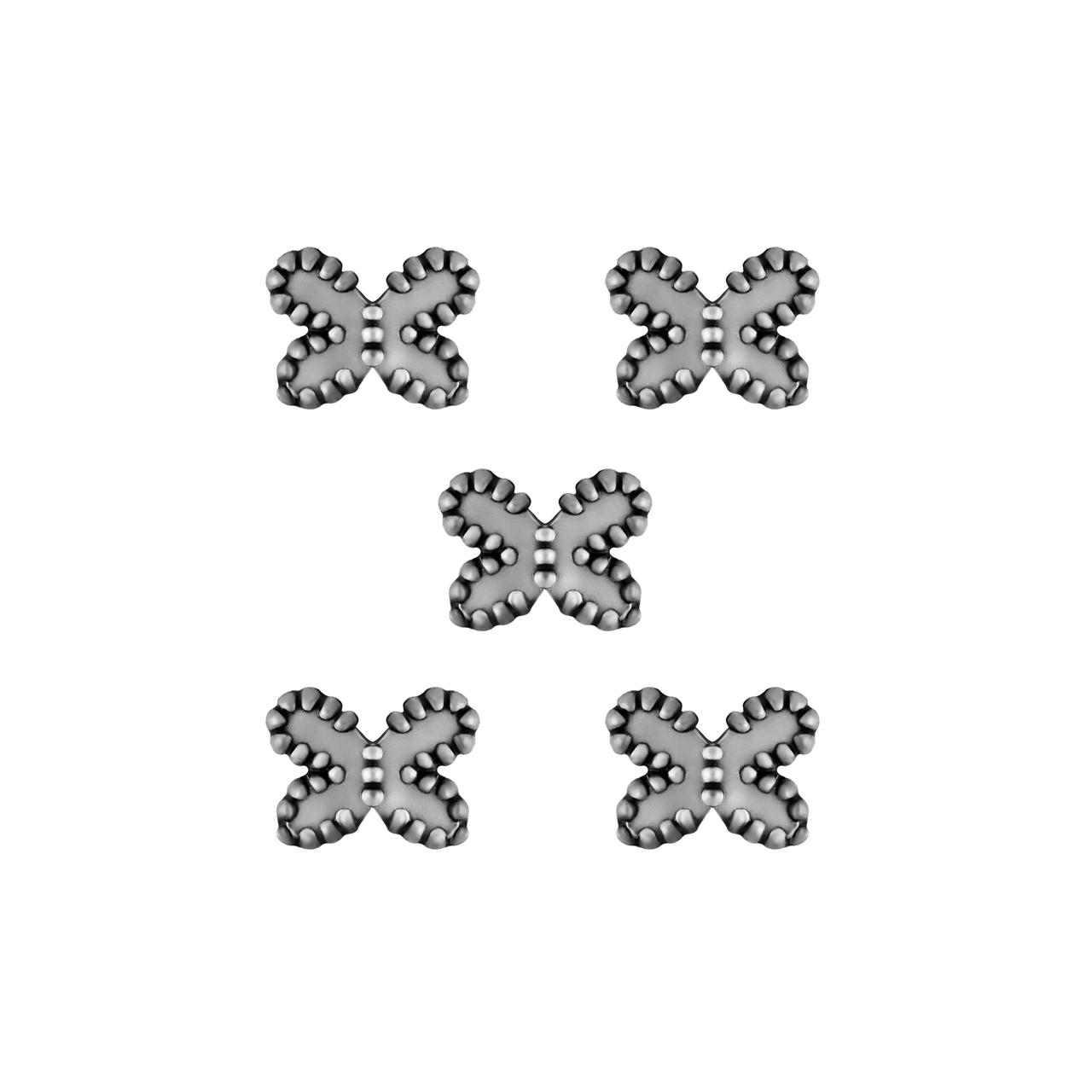 پلاک دستبند اقلیمه کد RS77 بسته 5 عددی -  - 3