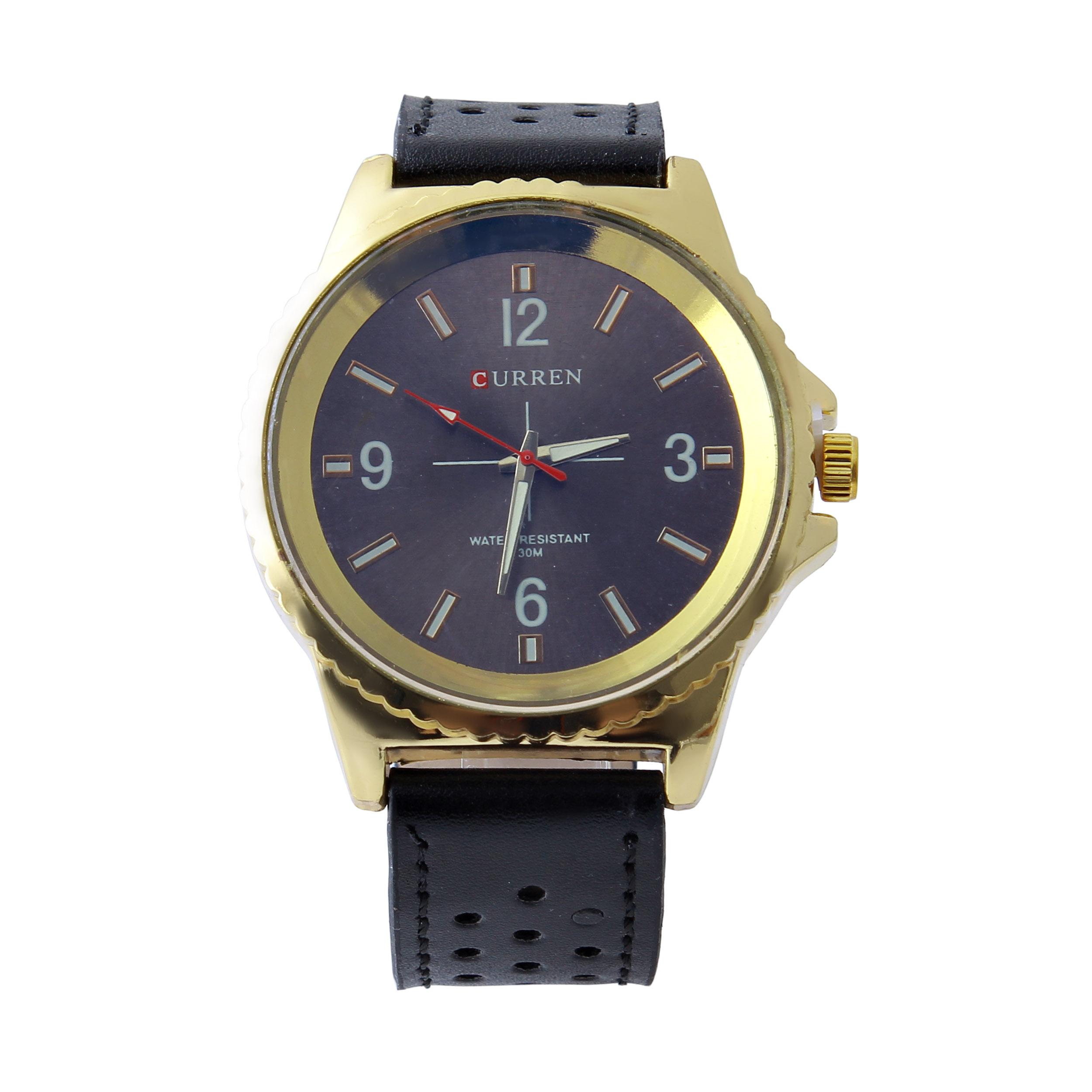قیمت                          ساعت مچی عقربه ای مردانه کد WHM_113