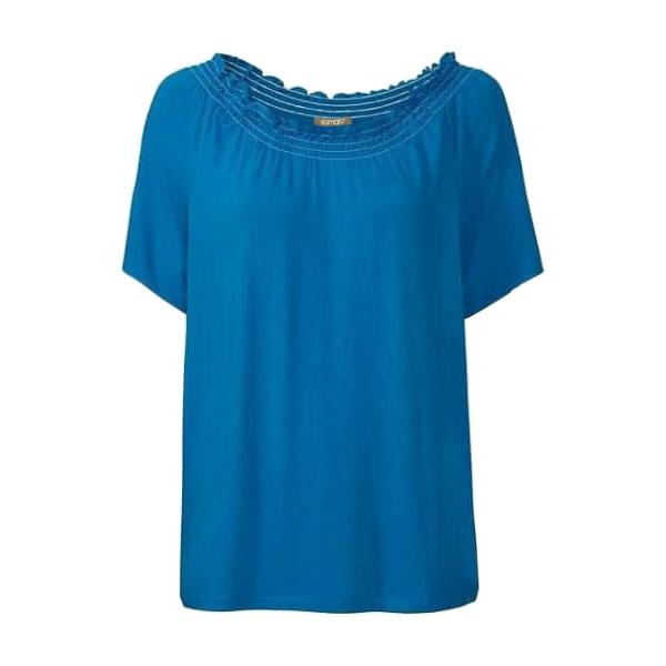 تی شرت آستین کوتاه زنانه اسمارا مدل Es668