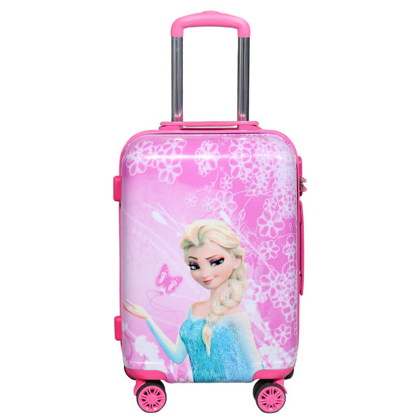 چمدان کودک مدل آنا و السا کد 0104