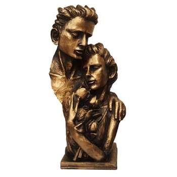 مجسمه طرح عشق مدل G13