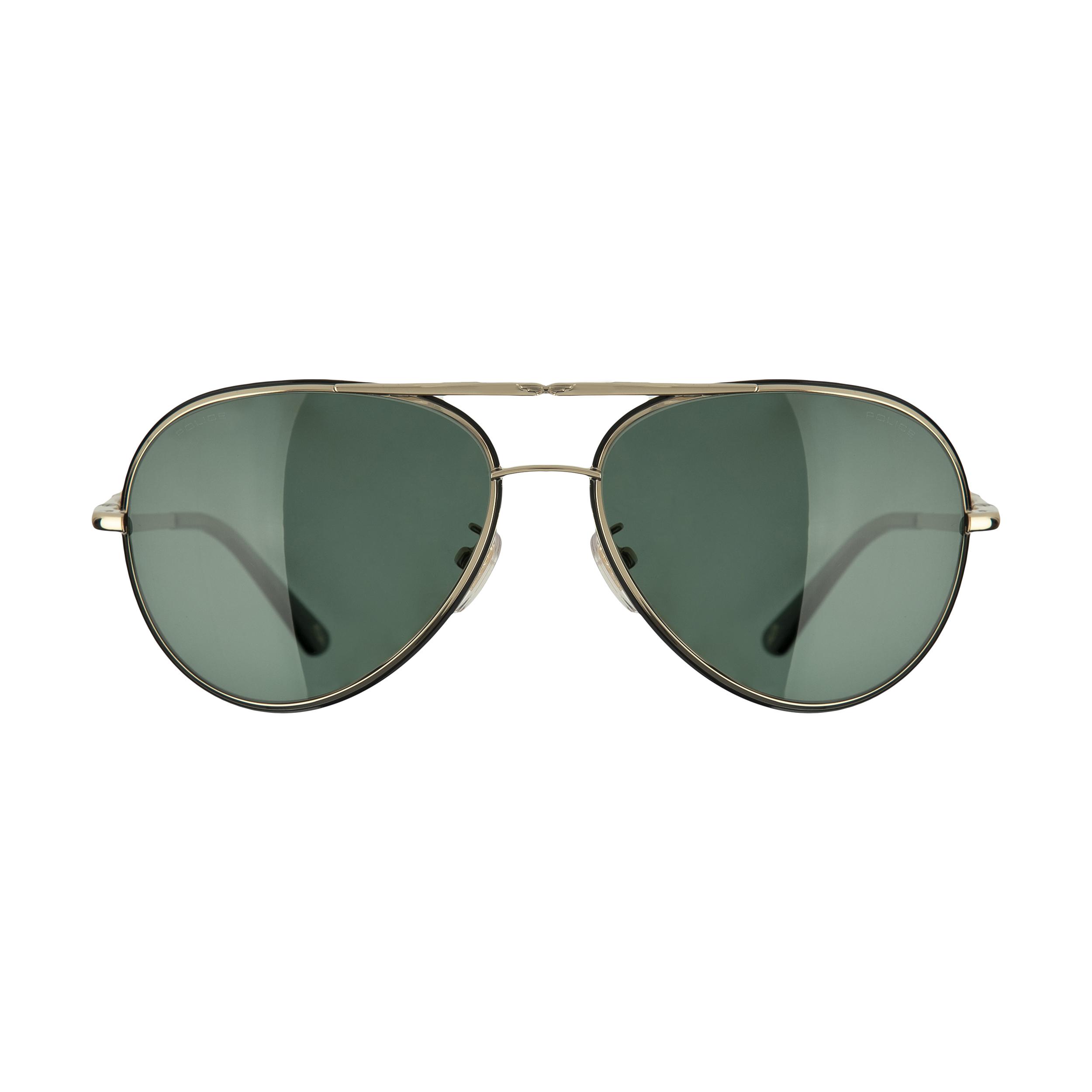 عینک آفتابی مردانه پلیس مدل SPL966N 301P