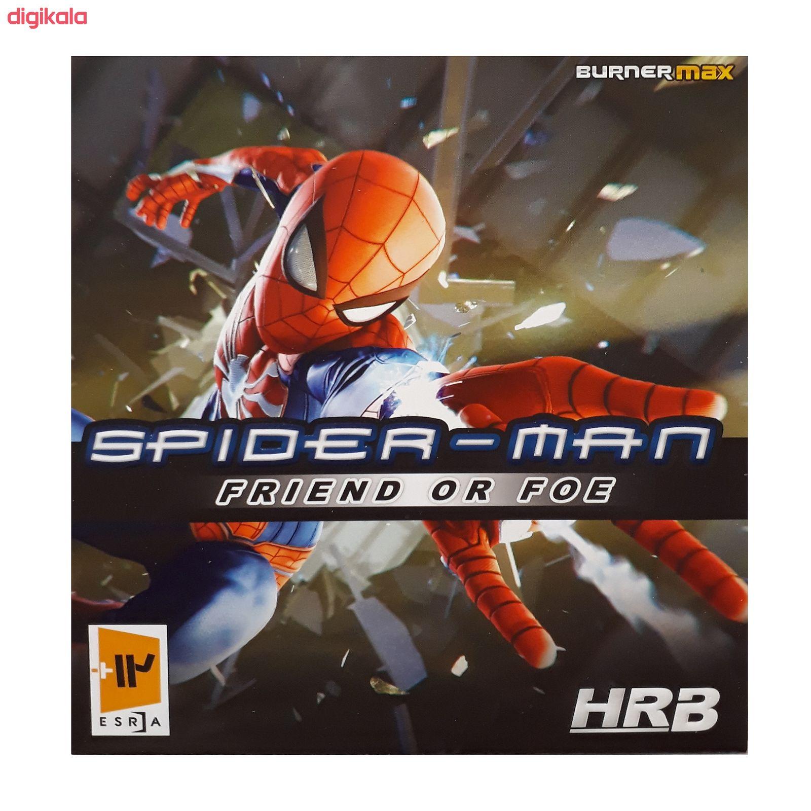 بازی spider man friend or foe مخصوص xbox 360 main 1 1