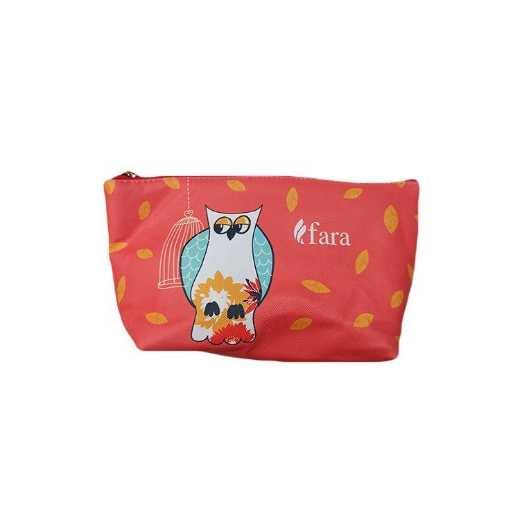 کیف لوازم آرایش زنانه فارا کد 04 -  - 2
