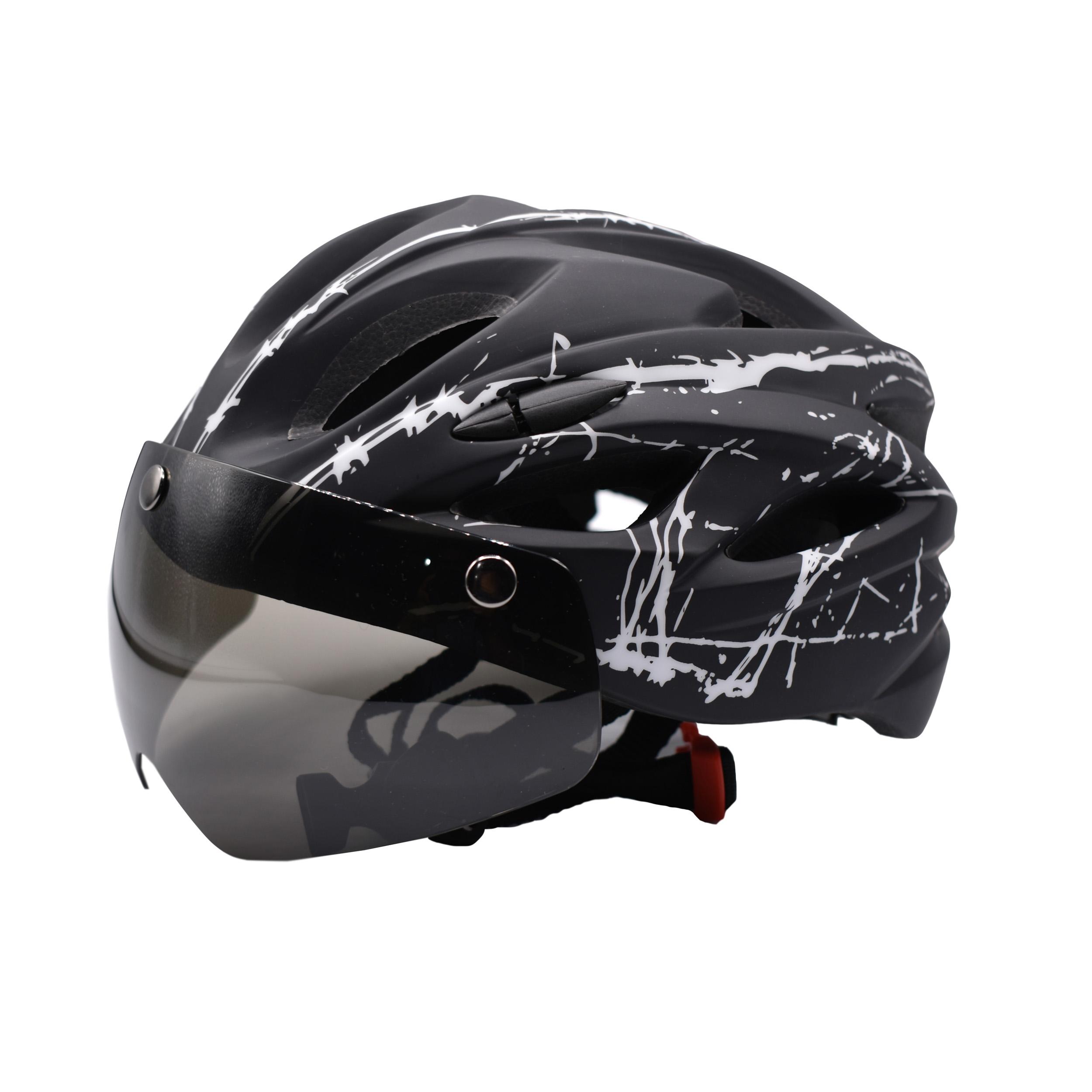 کلاه ایمنی دوچرخه مدل GM1