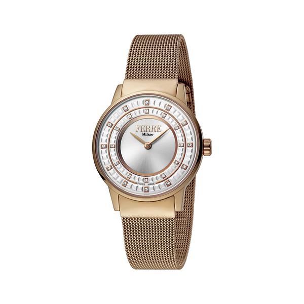 ساعت مچی عقربه ای زنانه فره میلانو مدل FM1L102M0071