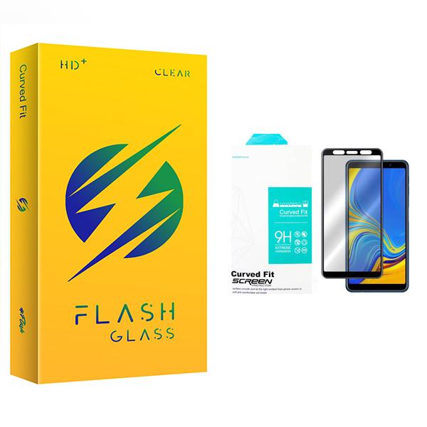 محافظ صفحه نمایش مات فلش مدل +HD مناسب برای گوشی موبایل سامسونگ Galaxy J6 plus