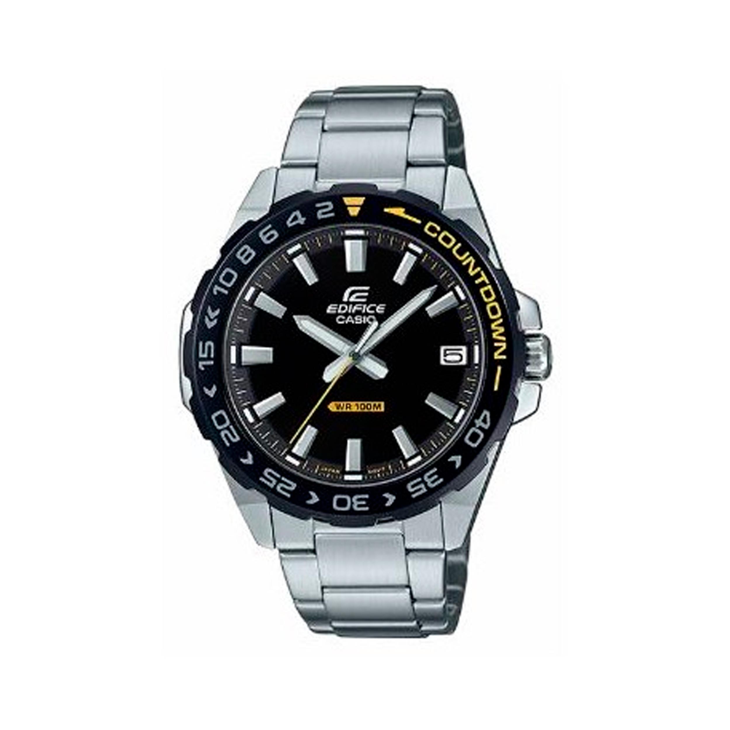 ساعت مچی عقربه ای مردانه کاسیو مدل EFV-120DB-1AVUDF              خرید (⭐️⭐️⭐️)