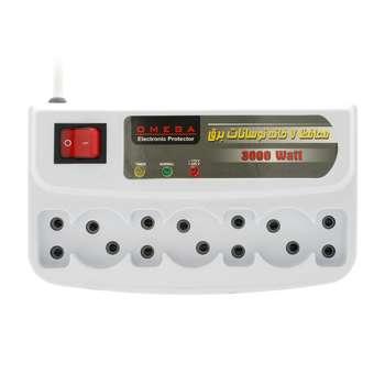 محافظ ولتاژ برق امگا مدل 14715