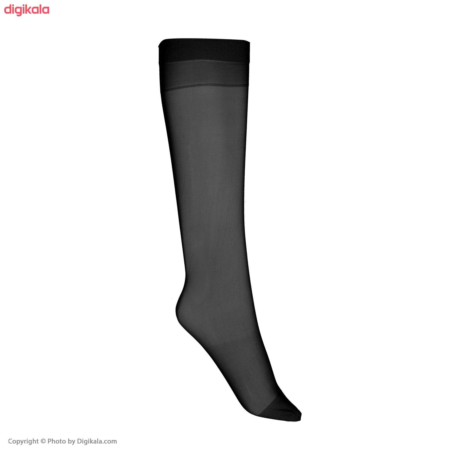 جوراب زنانه مدل GH-368 بسته 2 عددی main 1 2