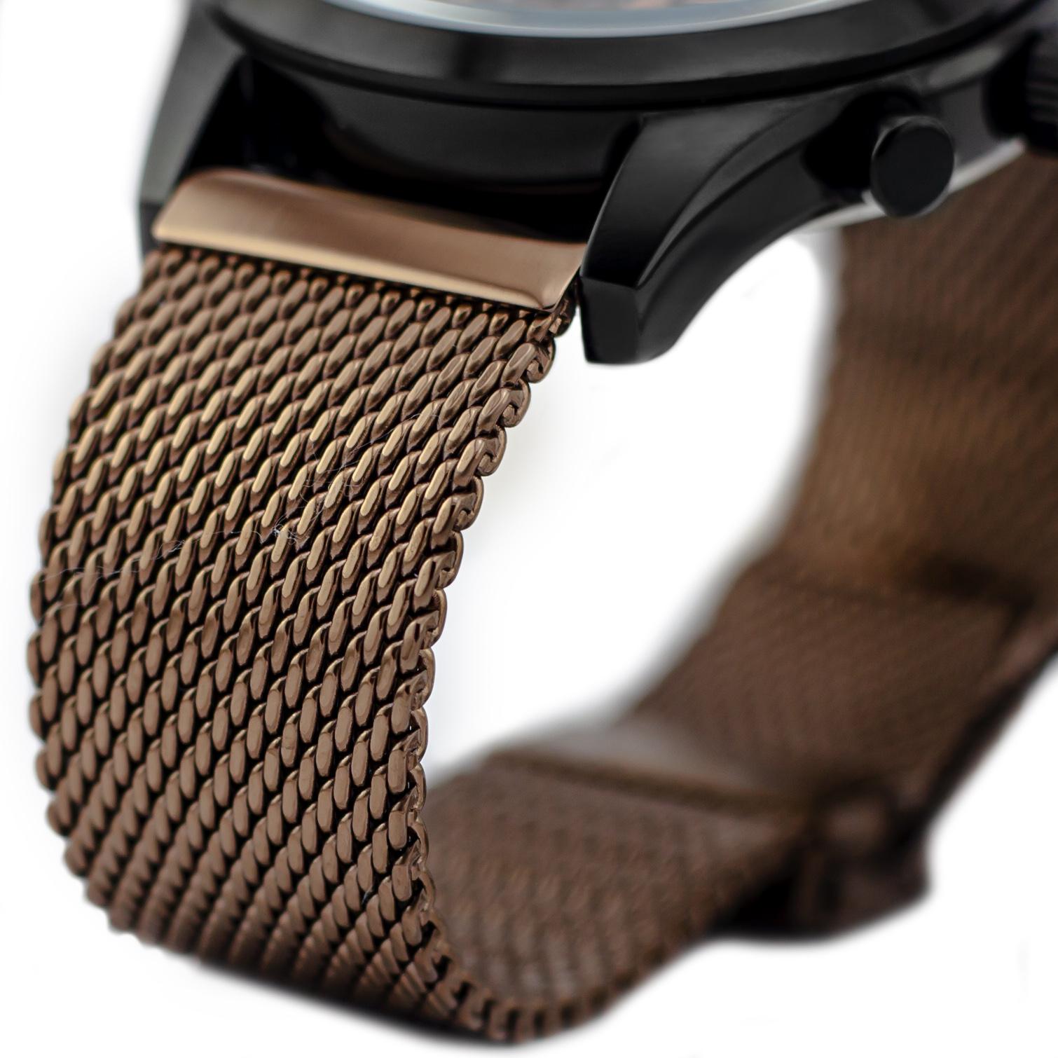 ساعت مچی عقربهای مردانه بیگوتی مدل 5-BG10131