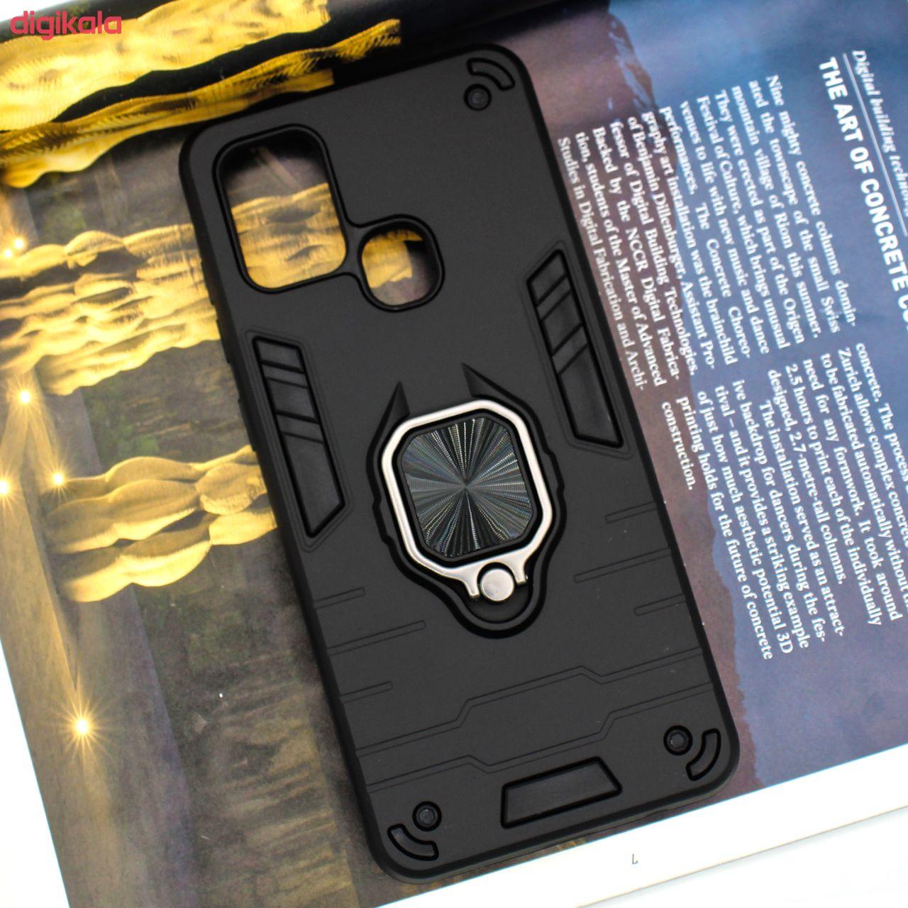 کاور لاین کینگ مدل ASH22 مناسب برای گوشی موبایل سامسونگ مدل Galaxy A21S main 1 7