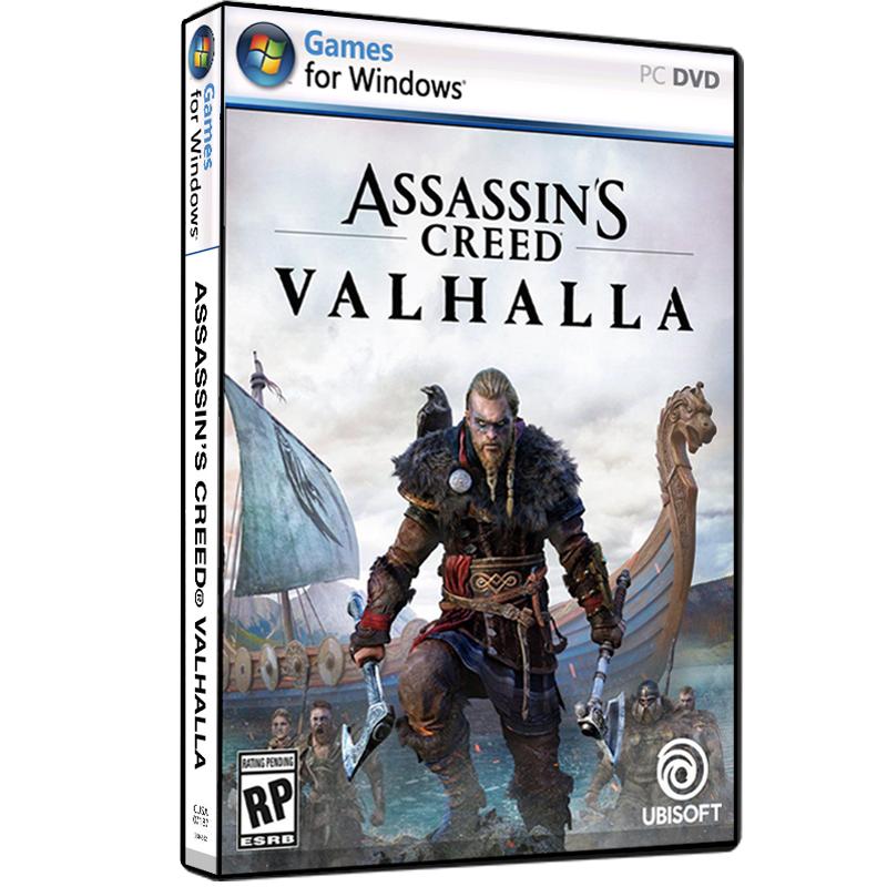 بازی Assassins Creed Valhalla مخصوص PC