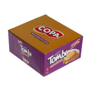 ویفر تامبی کوپا با طعم وانیل - 18 گرم بسته 30 عددی