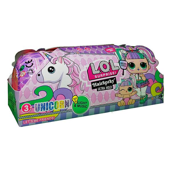 اسباب بازی شانسی ال او ال سوپرایز مدل unicorn