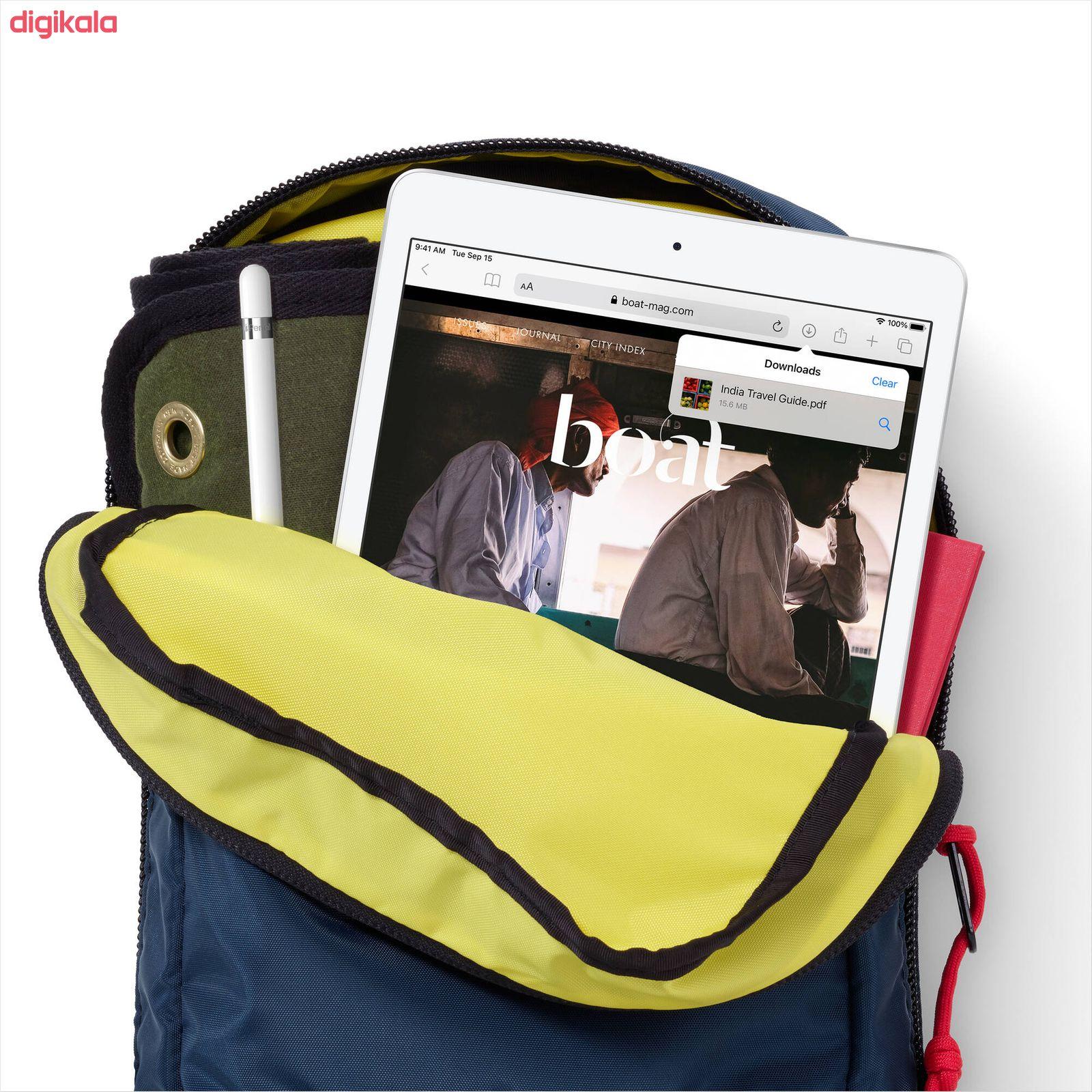 تبلت اپل مدل iPad 10.2 inch 2020 4G/LTE ظرفیت 128 گیگابایت  main 1 10