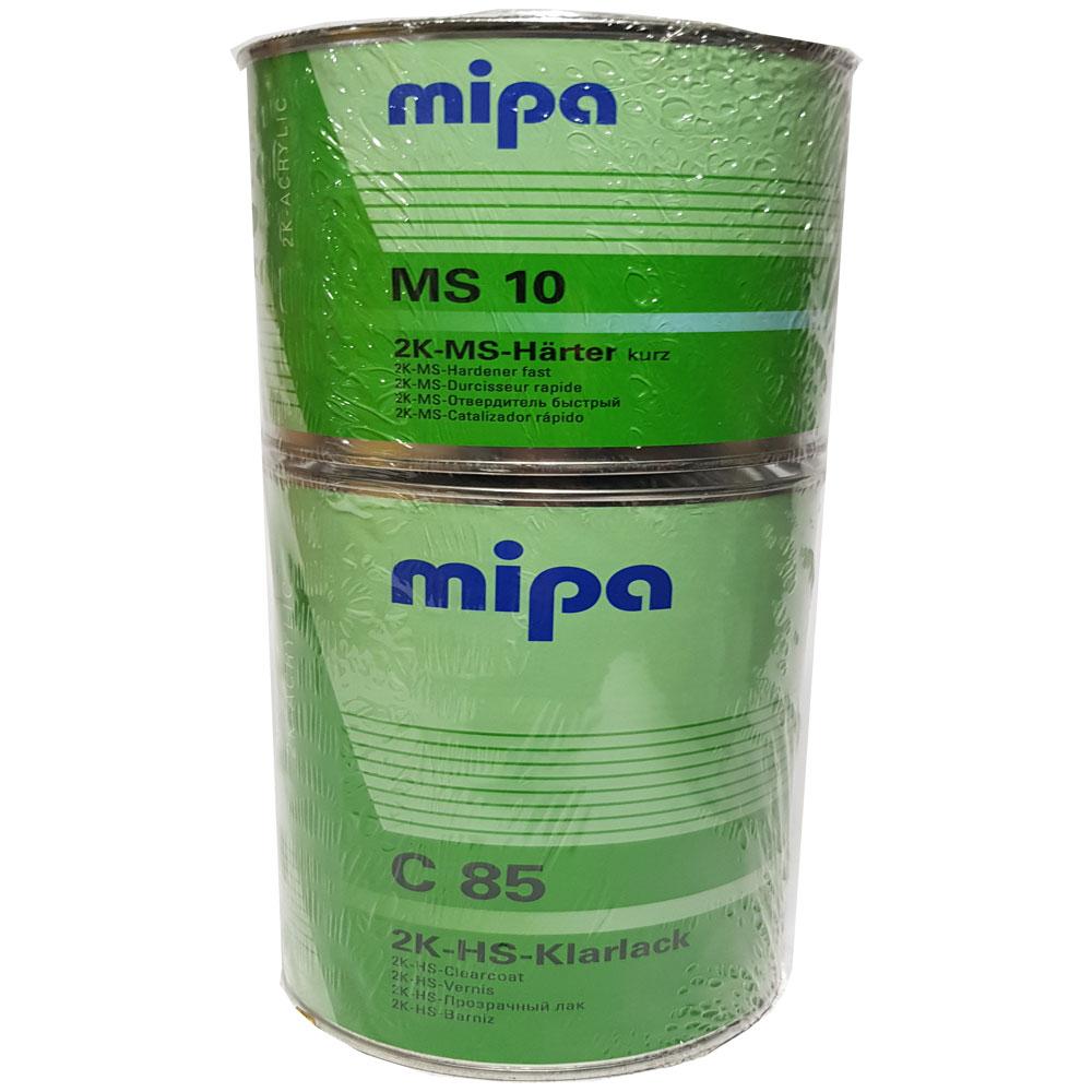 قیمت                                      کلیر پلی اورتان با خشک کن میپا کد C85 حجم 1لیتر