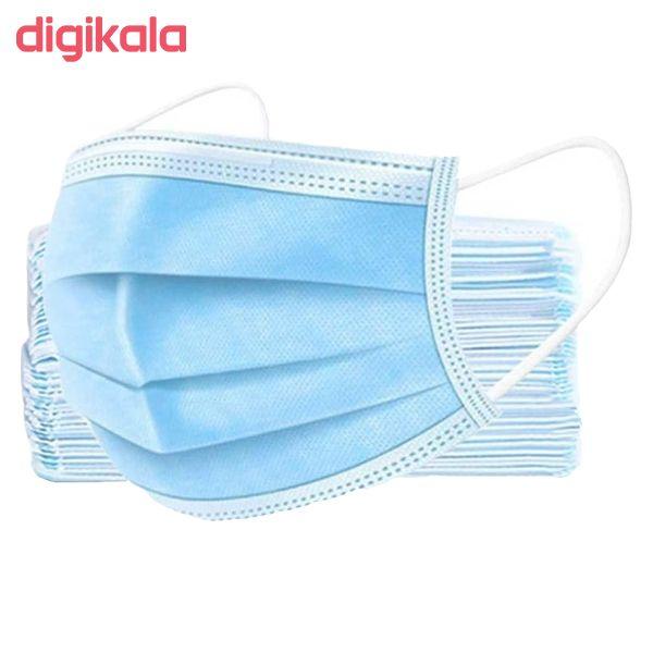 ماسک تنفسی آسان پوش مدل Melt blown بسته 50 عددی main 1 2