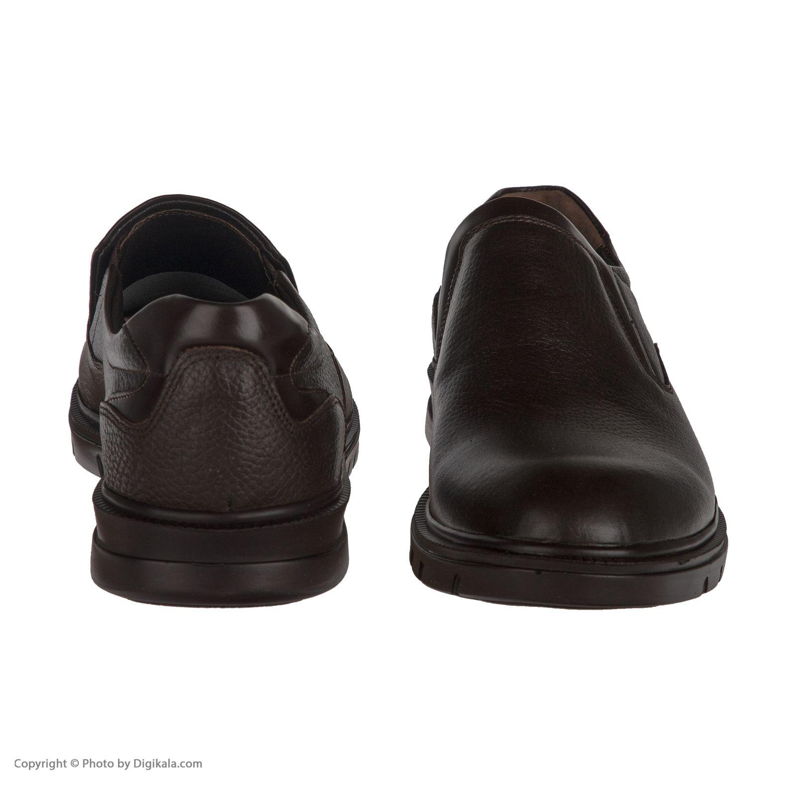 کفش روزمره مردانه بلوط مدل 7240C503104 -  - 5