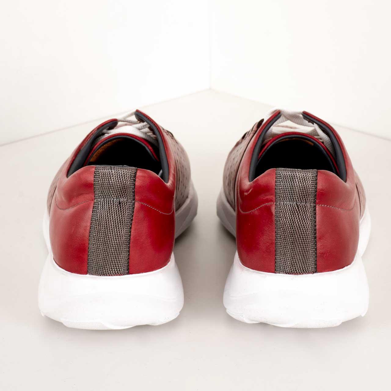 کفش روزمره مردانه پارینه چرم مدل SHO176-2 -  - 7