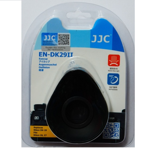 چشمی دوربین جی جی سی مدل EN-DK29II مناسب برای دوربین نیکون Nikon Z5, Z6, Z7