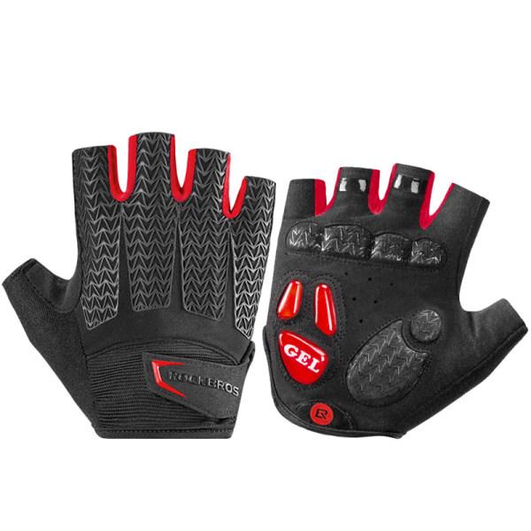 دستکش ورزشی راک براس مدل S169