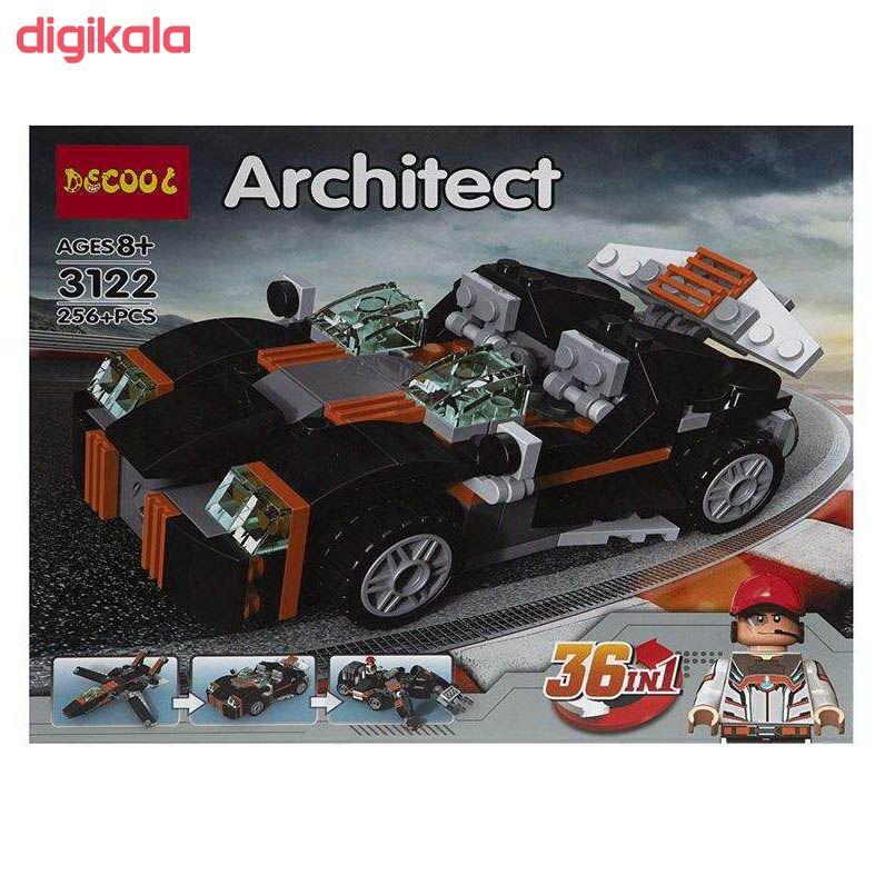 ساختنی دکول مدل آرشیتکت 36 مدل 01 main 1 4