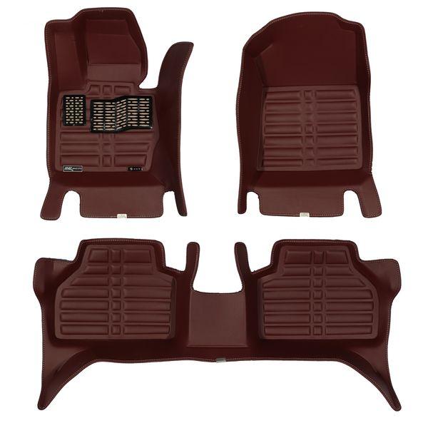 کفپوش سه بعدی خودرو تری دی مکس اچ اف کی کد 01 مناسب برای بی ام دبلیو X3