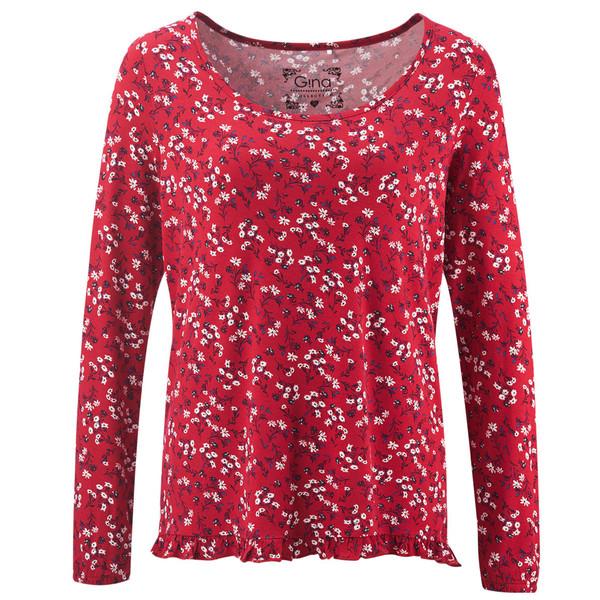 تی شرت زنانه جینا مدل DON-1287
