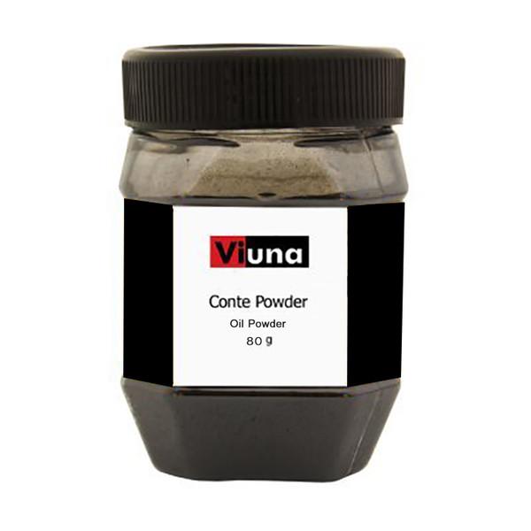پودر کنته ویونا مدل OIl Powder حجم 80 میلی لیتر