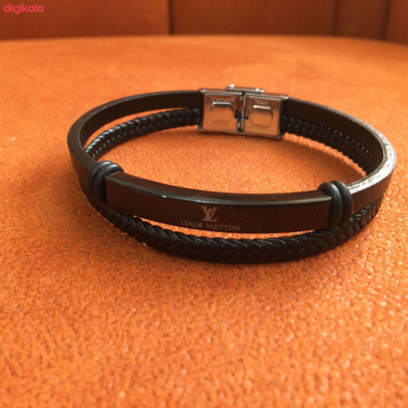 دستبند مردانه مدل H280 main 1 2