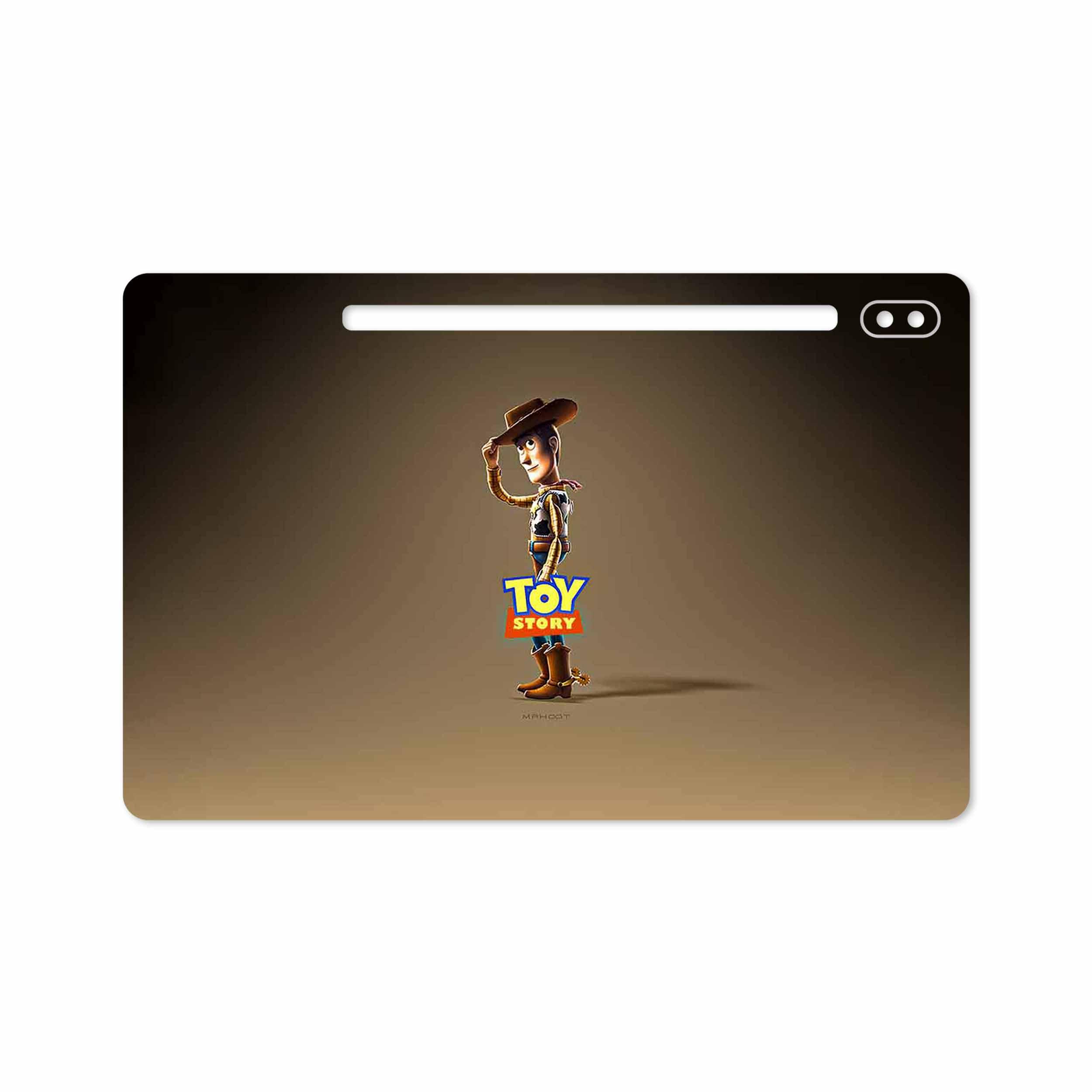 بررسی و خرید [با تخفیف]                                     برچسب پوششی ماهوت مدل Toy Story مناسب برای تبلت سامسونگ Galaxy Tab S6 2019 SM-T865                             اورجینال